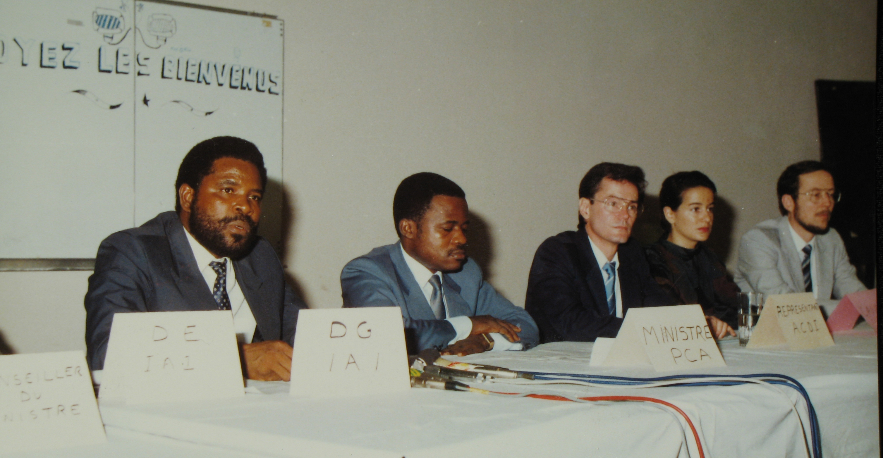 1991 02 - 4 weeks at IAI in Libreville (Gabon) to give some courses - here with Claude Frasson and others.jpg 4.3K