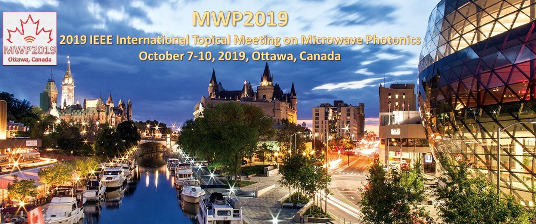 MWP2019-2019 INTERNATIONAL TOPICAL MEETING ON MICROWAVE