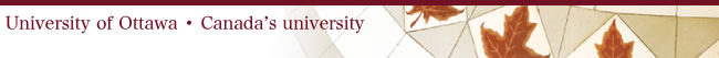 University of Ottawa - Canadas University